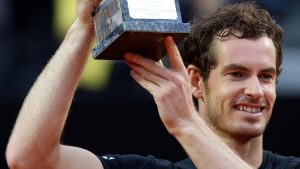 Andy Murray Rome