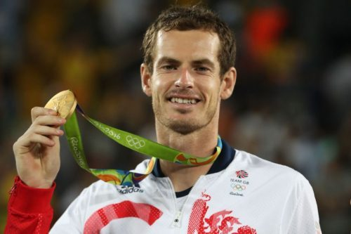 Murray Wins Gold in Rio